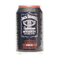 Jack Daniels Cola 0,33l 10% vol Dose